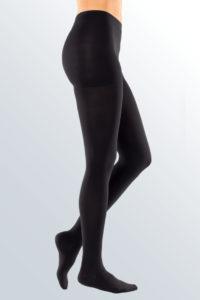 mj-1 lorno jetblack - mj-1 Strümpfe für schöne und vitale Beine