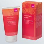 medi night creme - Hautpflege beim Tragen von Kompressionsstrümpfen