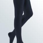 mediven elegance mondscheinblau AG Strumpf