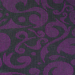 Farbe Beere mit Muster Ornaments mediven 550 Bein