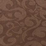 Farbe Braun mit Muster Ornaments mediven 550 Bein