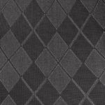 Farbe Grau mit Muster Crosses mediven 550 Bein