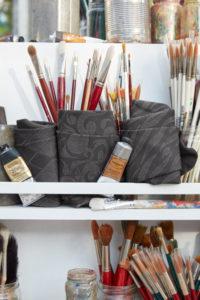 Fashion-Elemente für mediven 550 Bein Grau