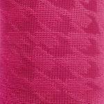 Beispiel Muster Timeless bei Strumpffarbe medi magenta - flachgestrickte Kompressionsstrümpfe für den Arm